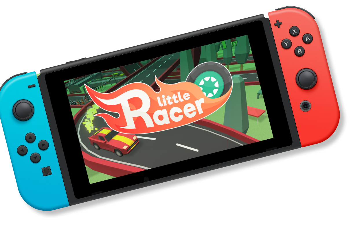 Little Racer on Nintendo Switch